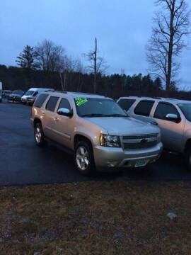 2008 Chevrolet Tahoe for sale at Mascoma Auto INC in Canaan NH