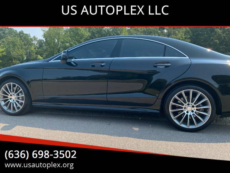 2016 Mercedes-Benz CLS for sale at US AUTOPLEX LLC in Wentzville MO