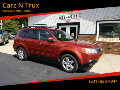 2010 Subaru Forester for sale at Carz N Trux in Twin Lake MI