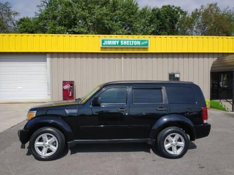 2007 Dodge Nitro for sale at Space & Rocket Auto Sales in Meridianville AL