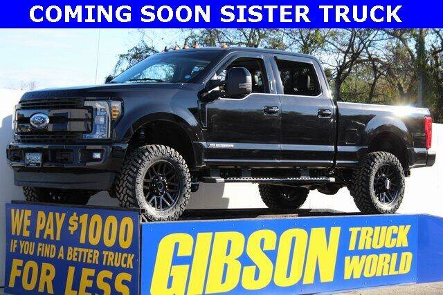 2019 Ford F-250 Super Duty for sale at Gibson Truck World in Sanford FL
