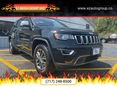 2017 Jeep Grand Cherokee for sale at EZ Auto Group LLC in Lewistown PA