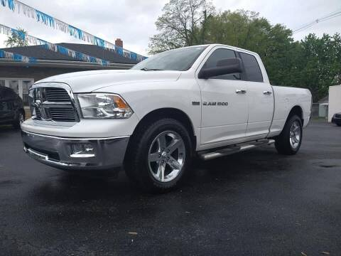 2011 RAM Ram Pickup 1500 for sale at Brucken Motors in Evansville IN