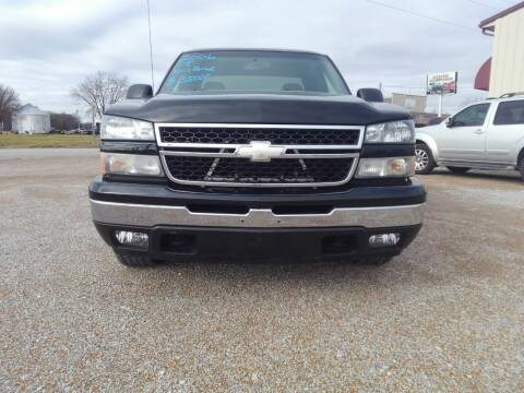 2006 Chevrolet Silverado 1500 for sale at KESLER AUTO SALES in St. Libory IL