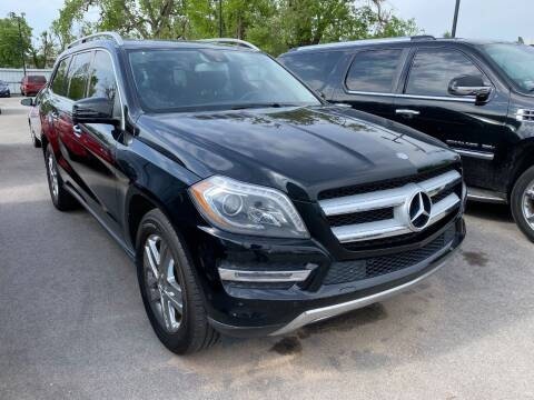 2013 Mercedes-Benz GL-Class for sale at Auto Solutions in Warr Acres OK