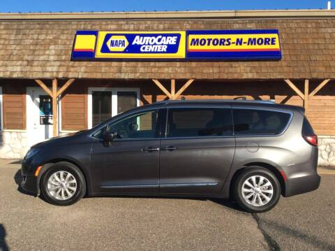 2019 Chrysler Pacifica for sale at MOTORS N MORE in Brainerd MN