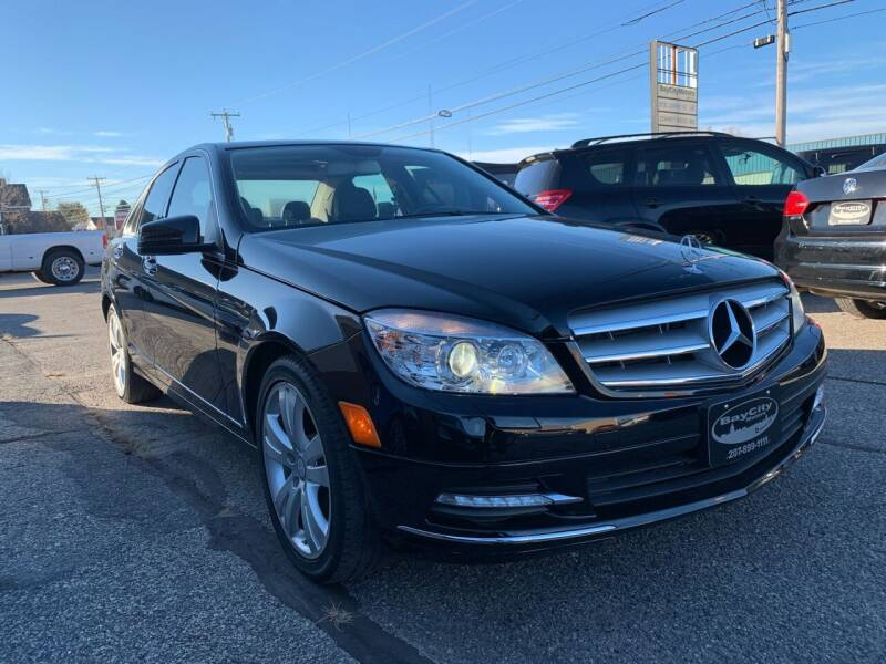 2011 Mercedes-Benz C-Class AWD C 300 Luxury 4MATIC 4dr Sedan - Portland ME