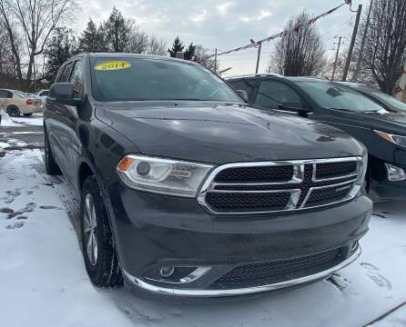 2014 Dodge Durango for sale at Right Place Auto Sales in Indianapolis IN