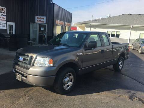 2007 Ford F-150 for sale at Hoss Sage City Motors, Inc in Monticello IL