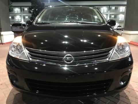 2011 Nissan Versa for sale at EMPIREIMPORTSTX.COM in Katy TX