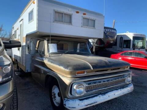 1966 Chevrolet C/K 30 Series for sale at Classic Car Deals in Cadillac MI