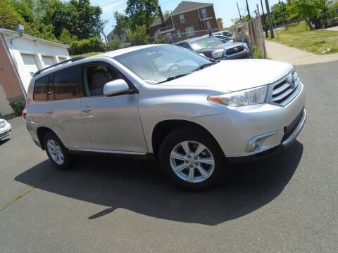 2011 Toyota Highlander for sale at Broadway Auto Services in New Britain CT