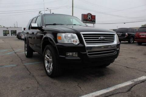 2009 Ford Explorer for sale at B & B Car Co Inc. in Clinton Township MI