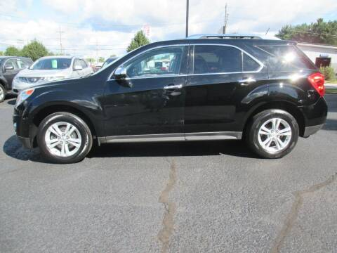 2013 Chevrolet Equinox for sale at Home Street Auto Sales in Mishawaka IN