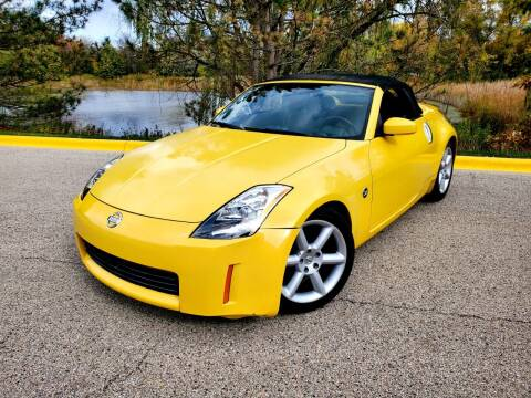 2005 Nissan 350Z for sale at Excalibur Auto Sales in Palatine IL