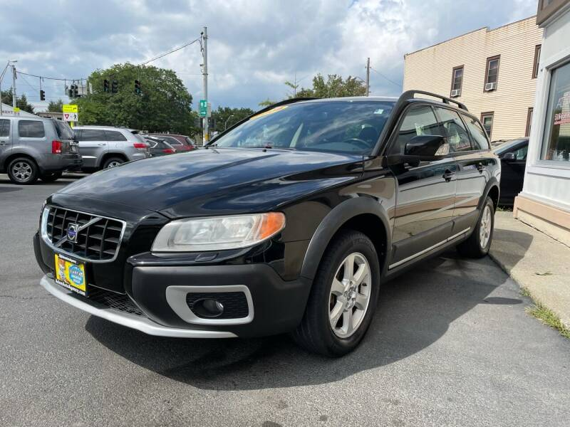 2008 Volvo XC70 for sale at ADAM AUTO AGENCY in Rensselaer NY