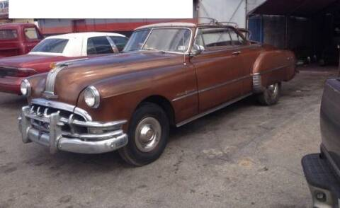 1950 Pontiac Chieftain for sale at Haggle Me Classics in Hobart IN