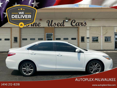 2015 Toyota Camry for sale at Autoplex 3 in Milwaukee WI