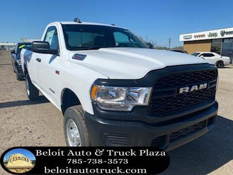 2021 RAM Ram Pickup 2500 for sale at BELOIT AUTO & TRUCK PLAZA INC in Beloit KS