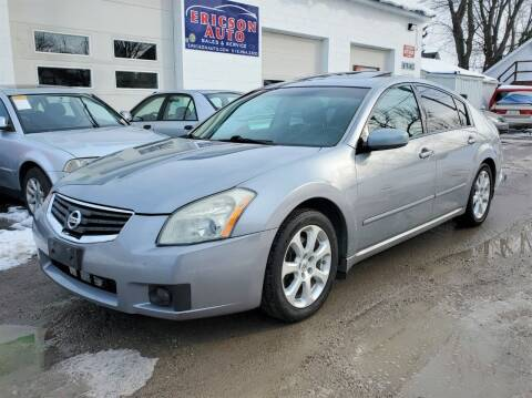 2008 Nissan Maxima for sale at Ericson Auto in Ankeny IA