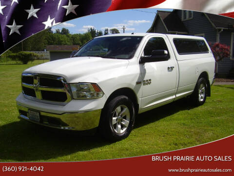 2015 RAM Ram Pickup 1500 for sale at Brush Prairie Auto Sales in Battle Ground WA