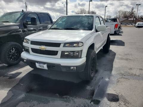 2011 Chevrolet Colorado for sale at Auto Image Auto Sales in Pocatello ID