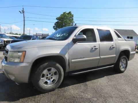 2007 Chevrolet Avalanche for sale at US Auto in Pennsauken NJ