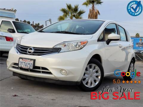 2015 Nissan Versa Note for sale at Gold Coast Motors in Lemon Grove CA