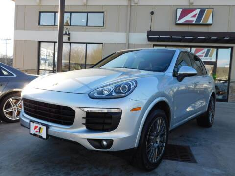 2017 Porsche Cayenne for sale at Auto Assets in Powell OH