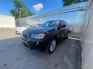 2013 BMW X3 for sale at Car Depot in Detroit MI