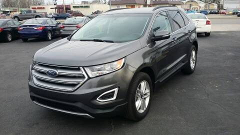 2016 Ford Edge for sale at Nonstop Motors in Indianapolis IN