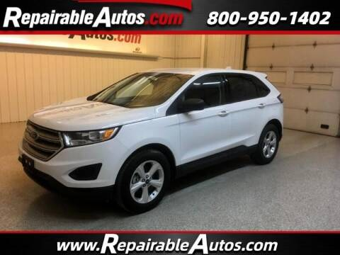 2018 Ford Edge for sale at Ken's Auto in Strasburg ND