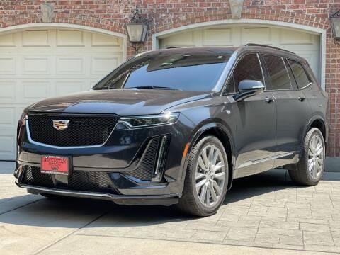 2020 Cadillac XT6 for sale at Avanesyan Motors in Orem UT
