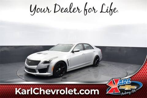 2017 Cadillac CTS-V for sale at Karl Pre-Owned in Glidden IA
