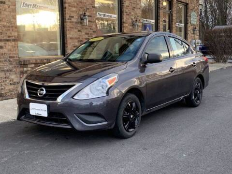 2015 Nissan Versa for sale at The King of Credit in Clifton Park NY