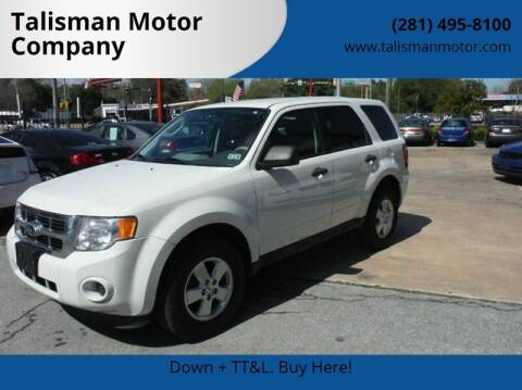 2012 Ford Escape for sale at Don Jacobson Automobiles in Houston TX