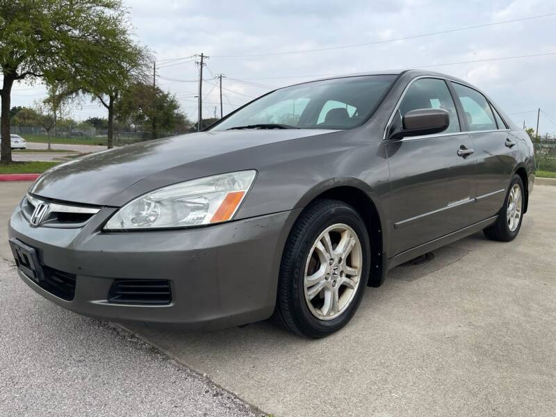 2006 Honda Accord for sale at Zoom ATX in Austin TX