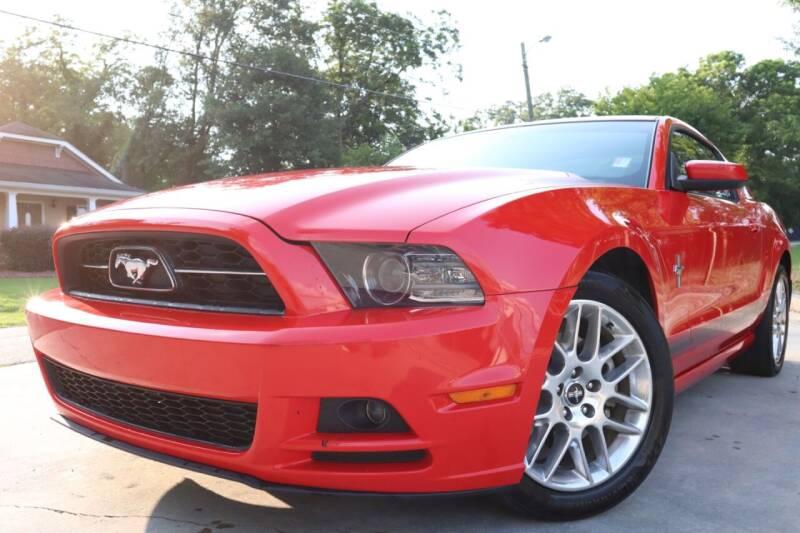 2014 Ford Mustang for sale at E-Z Auto Finance in Marietta GA