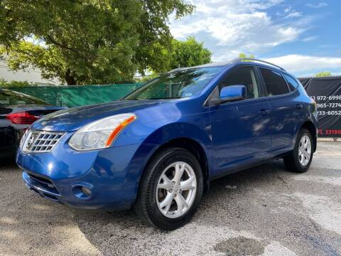 2009 Nissan Rogue for sale at Florida Automobile Outlet in Miami FL