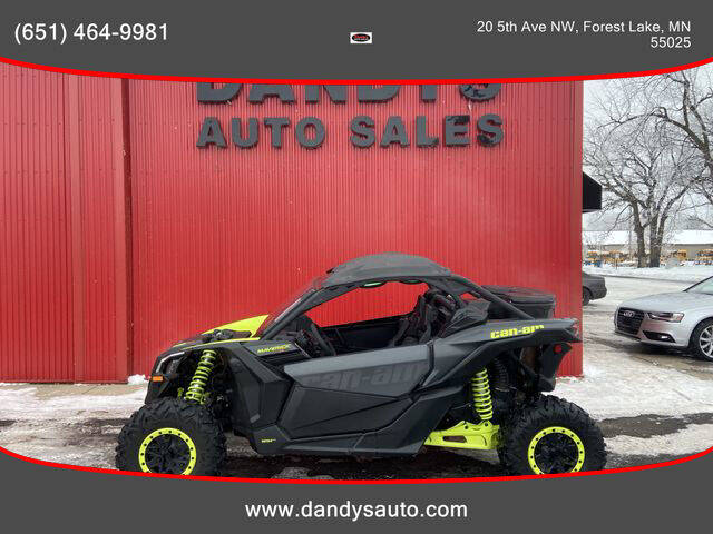 2020 Can-Am MAVERICK for sale at Dandy's Auto Sales in Forest Lake MN
