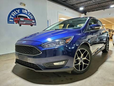 2017 Ford Focus for sale at Italy Blue Auto Sales llc in Miami FL
