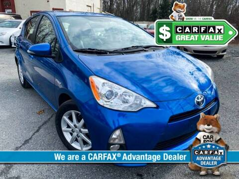 2014 Toyota Prius c for sale at High Rated Auto Company in Abingdon MD