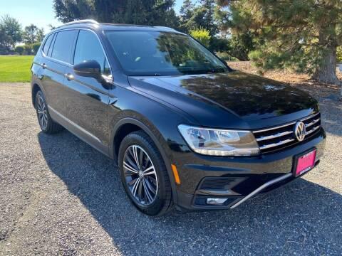 2018 Volkswagen Tiguan for sale at Clarkston Auto Sales in Clarkston WA