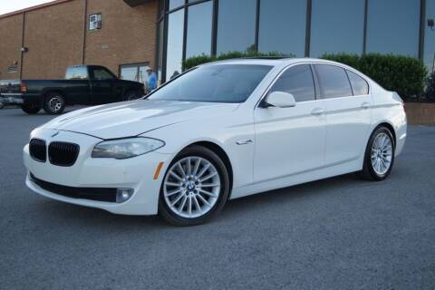 2011 BMW 5 Series for sale at Next Ride Motors in Nashville TN