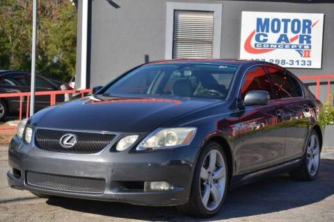 2006 Lexus GS 430 for sale at Motor Car Concepts II - Kirkman Location in Orlando FL