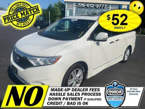 2011 Nissan Quest for sale at AUTOFYND in Elmont NY