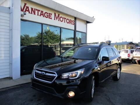 2018 Subaru Outback for sale at Vantage Motors LLC in Raytown MO