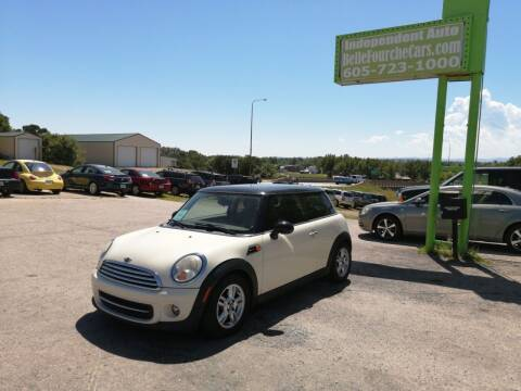 2011 MINI Cooper for sale at Independent Auto in Belle Fourche SD