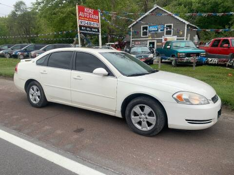 2006 Chevrolet Impala for sale at Korz Auto Farm in Kansas City KS