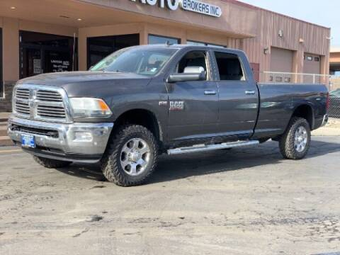 2016 RAM Ram Pickup 3500 for sale at Lakeside Auto Brokers in Colorado Springs CO